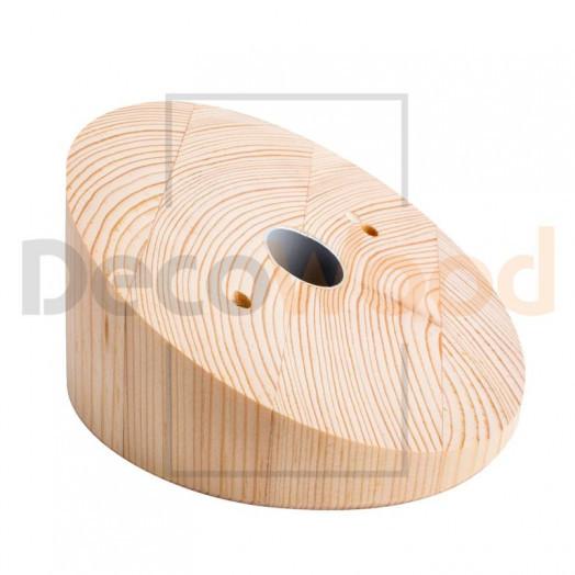 Накладка потолочная, угол скоса 25 (30) градусов, d120 мм