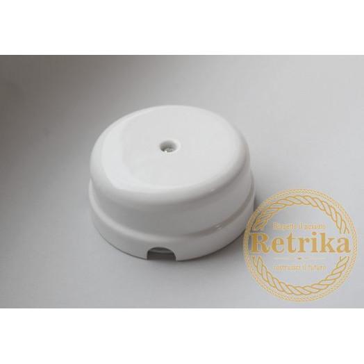 Распределительная коробка Retrika, цвет: белый