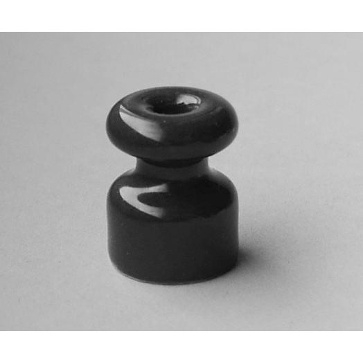 Изолятор керамический iRetrika, цвет: чёрный