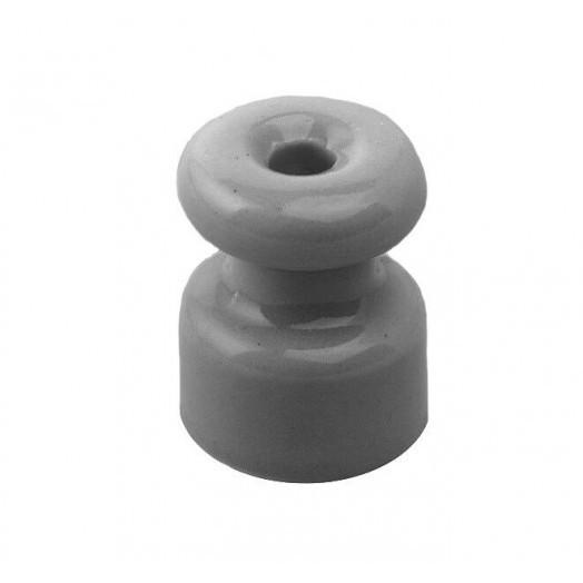 Изолятор керамический iRetrika, цвет: серый
