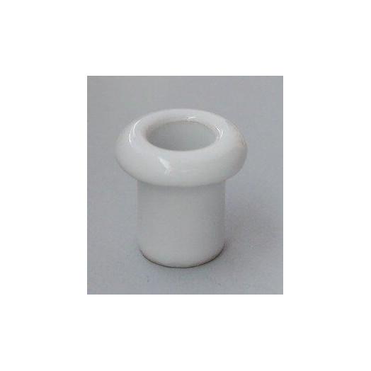 Проход для стены керамический, Retrika, цвет: белый