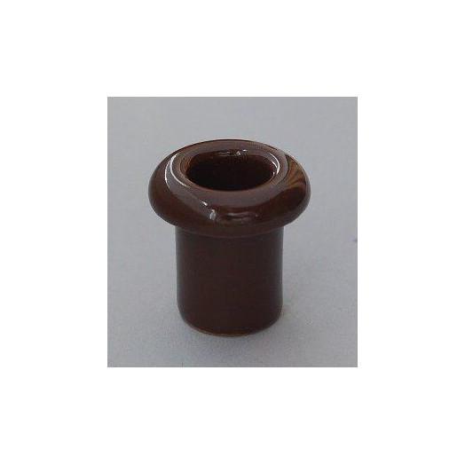 Проход для стены керамический, Retrika, цвет: коричневый
