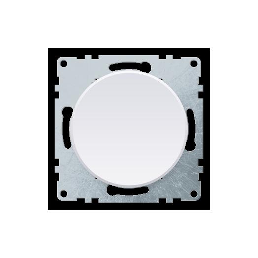 Переключатель одноклавишный OneKey, цвет белый