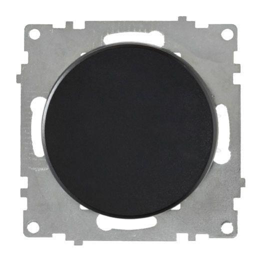Переключатель одноклавишный OneKey, цвет чёрный