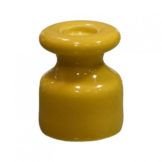 Изолятор керамический iLindas, цвет: золото