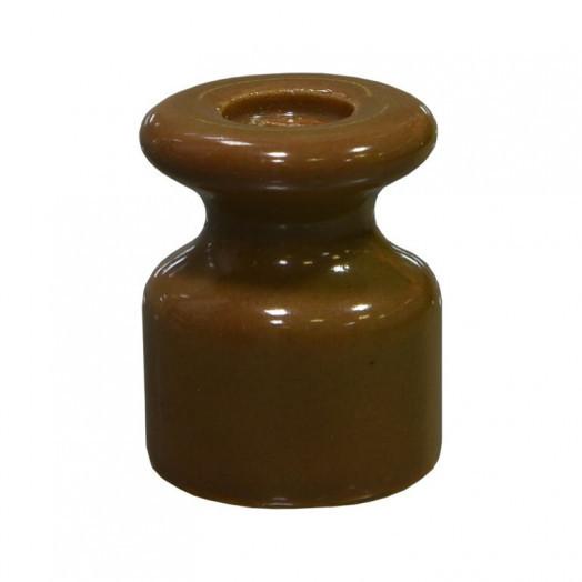 Изолятор керамический iLindas, цвет: капучино
